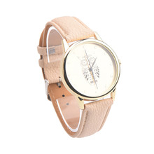 Irisshine #06 high quality Women watches lady girl brand gift Retro Owl Design Leather Band Analog Alloy Quartz Wrist Watch