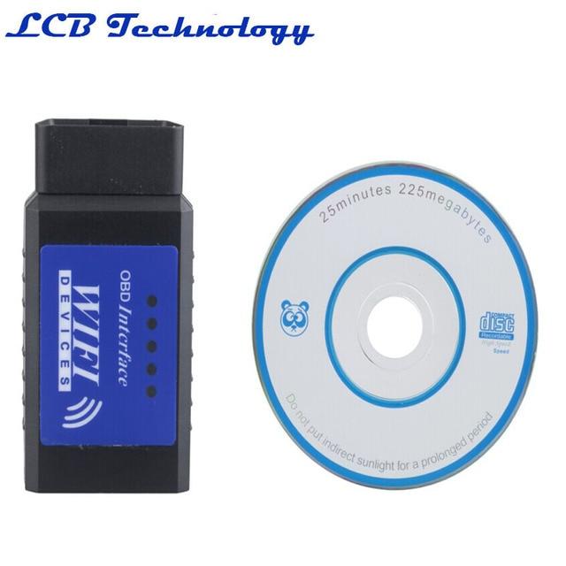 2016 Newest Vgate Proffesional Car Diagnostic Tool Wifi Scanner OBD2 ELM 327 Wifi Vgate ELM327