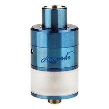 Original Geekvape Aguacate 24 RDTA Atomizador 5 ml Nuevo Color con Estructura Génesis Cigarrillo Electrónico Tanque de Aguacate RDTA