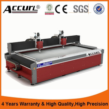 2017 New arrival cnc engraving machine woodworking water jet cutting machinery