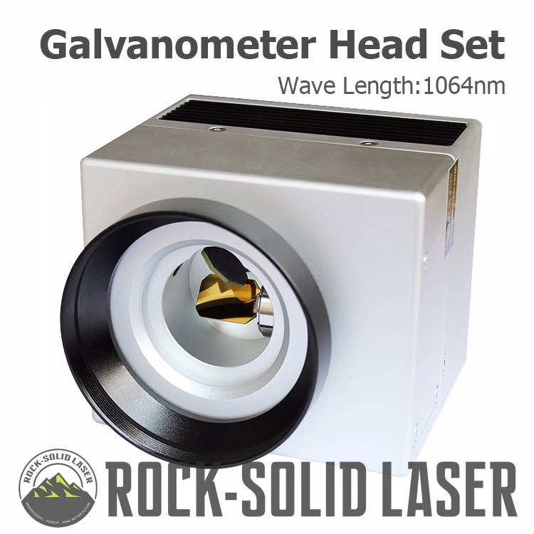 1064nm Fiber Laser Scanning Galvo Head Machine Parts Input Aperture10mm Galvanometer Scanner with Power Supply Set Wholesale wholesale 5pcs compatible new scanning head cable for scx4623 4824