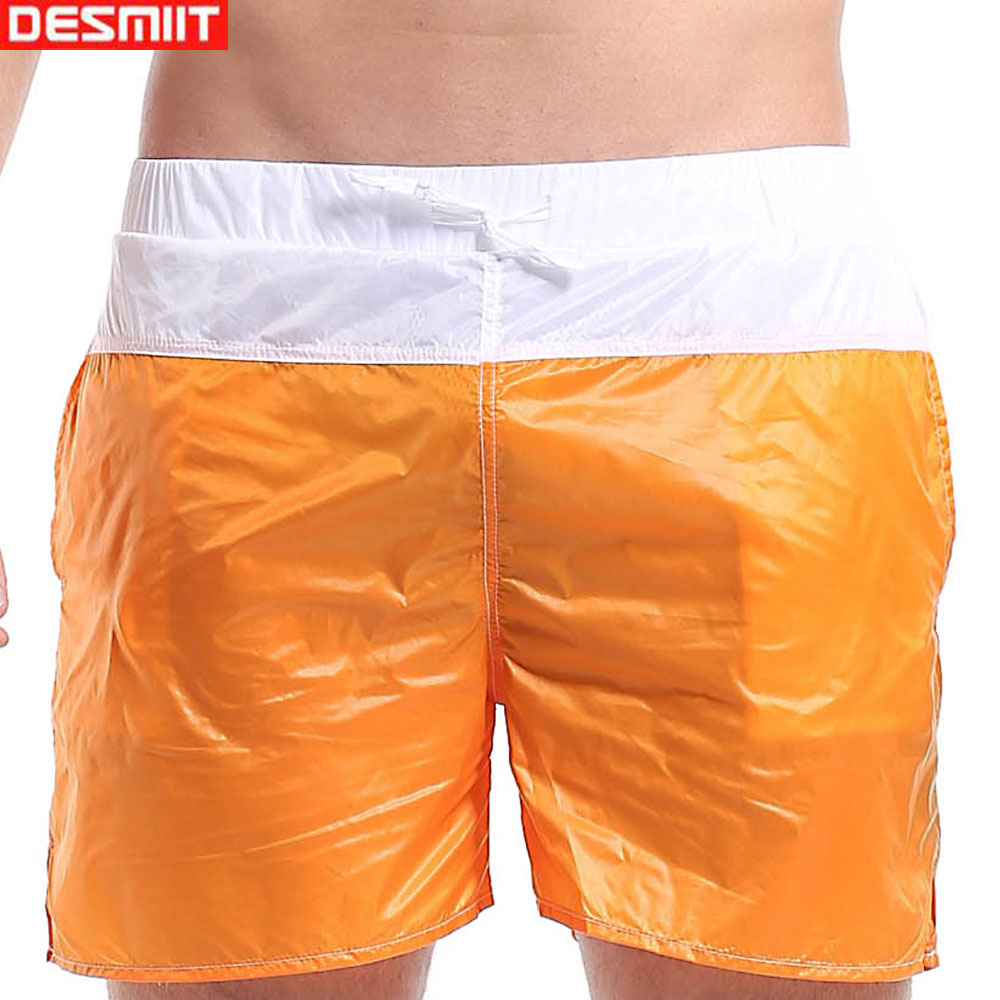 Brand boardshorts men quick dry swimwear mens patchwork   board     shorts   gym running   short   surfing beach joggers sports boxer   short