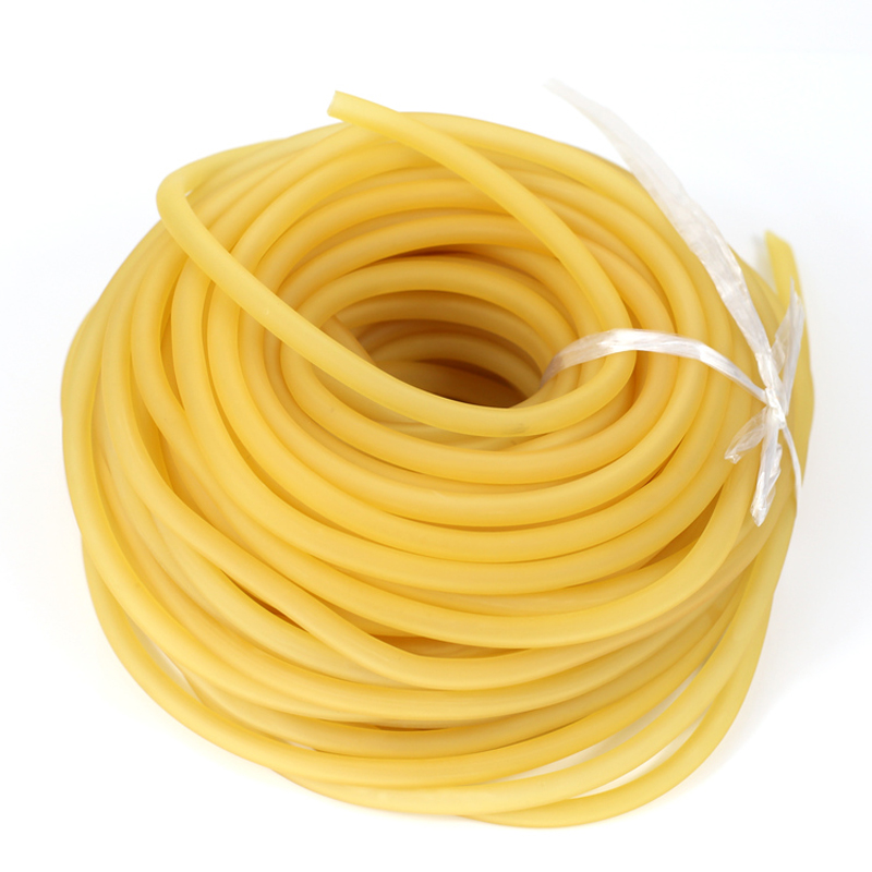 5*7mm Natural Latex Rubber Tube 10m Tubing Slingshot Hunting Catapult Elastic Fitness bebeconfort 30000709 2 sucettes natural physio latex t3 3 coloris
