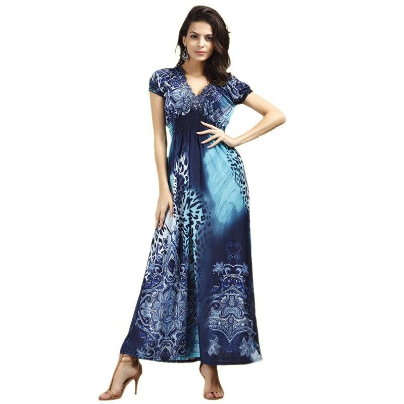 new retail primavera y verano mujeres de la manera de la playa vestido de tiran