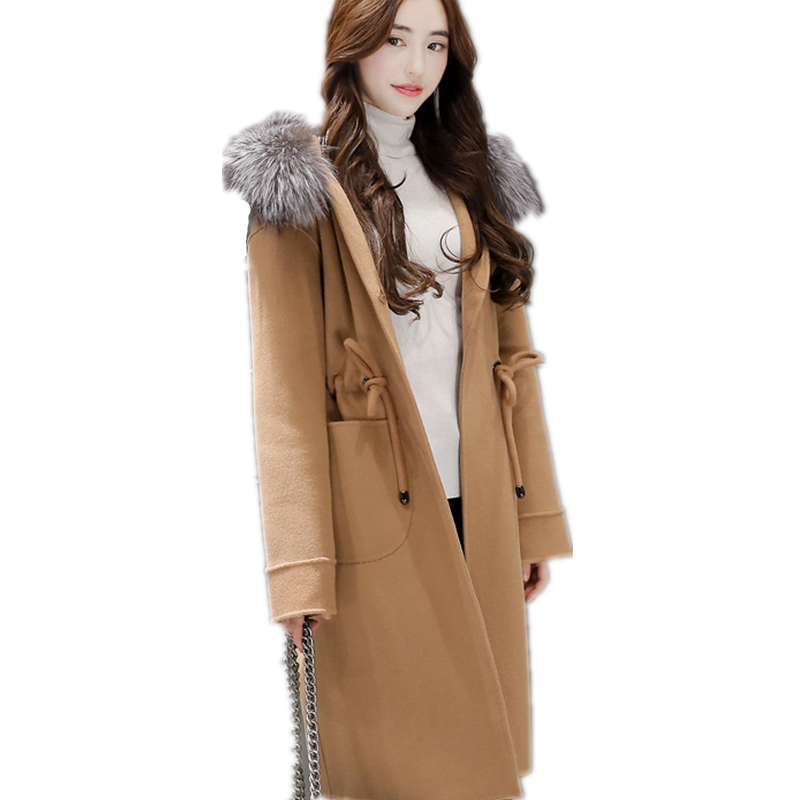 Womens winter trench coats