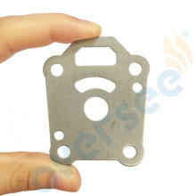 OVERSEE 36965-0250M GUIDE PLATE, WATER PUMP Fit For Tohatsu Nissan Outboard Motor 369-65025-0