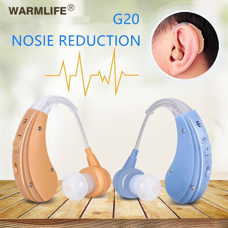 BTE Hearing Aid Sound Amplifier Ear Care Tools Rechargeable Adjustable Hearing Aids for The Elderly/Hearing Loss PatientBTE Hearing Aid Sound Amplifier Ear Care Tools Rechargeable Adjustable Hearing Aids for The Elderly/Hearing Loss Patient