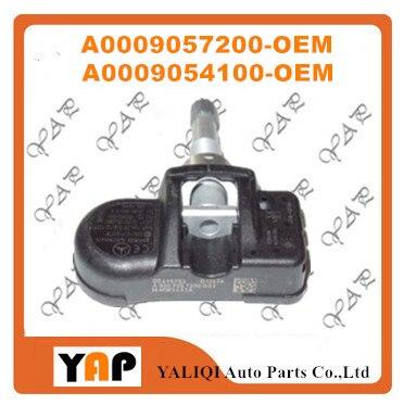 TPMS FOR FITMercedes Benz C250 C300 C350 C63 AMG S550 SL550 E350 E550 433MHZ A0009054100 2546A