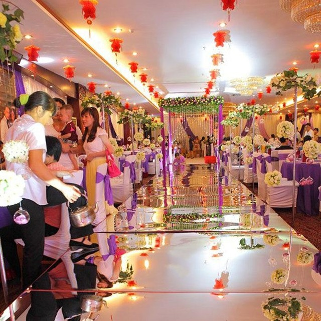 1m Wide Wedding Centerpieces Aisle Runner Mirror Carpets For Wedding