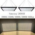 Диммируемый 120 Вт 240 Вт Квантовая плата Led светать полный спектр samsung LM301B SK 3000 K 3500 K 4000 K 660nm Meanwell драйвер