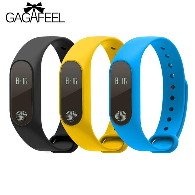 Gagafeel M2 Smart Watch Sports Men women Pedometer Heart Rate Sleep Monitor Wris