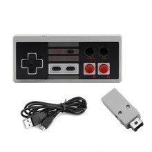 Wireless GamePad Controller for NES SNES Mini Classic Console Wireless Controller 2.4G