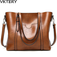 2017 Women Handbag Designer Bags Logo Handbag Women S Fashion PU Oil Wax Leather Pocket Violin