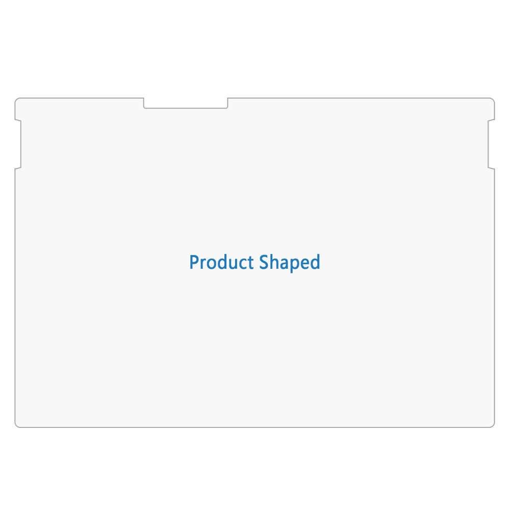 """Cartinoe واقي للشاشة ل Hp شبح X2 12 12 طن 12c 12.3 """"كمبيوتر محمول 2017 دفتر ، hd كريستال Lcd واضحة شاشة طبقة واقية (2 قطع)"""