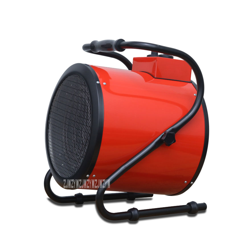 BG E2A Home Office Warm Air Blower Electric Steam Air Heater 50HZ Household Quick Heating Small Industrial Fan Heater 220V/380V Blowers     - title=