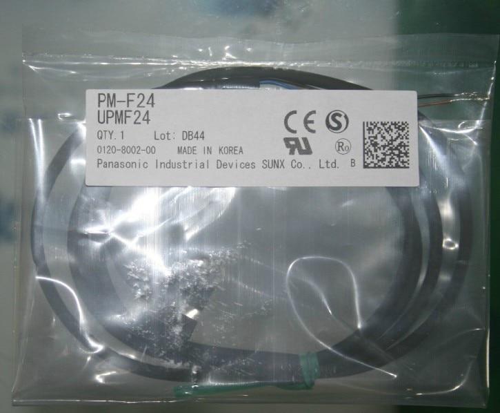 купить SUNX U-SHAPED MICRO PHOTOELECTRIC SENSOR PM-F24 недорого