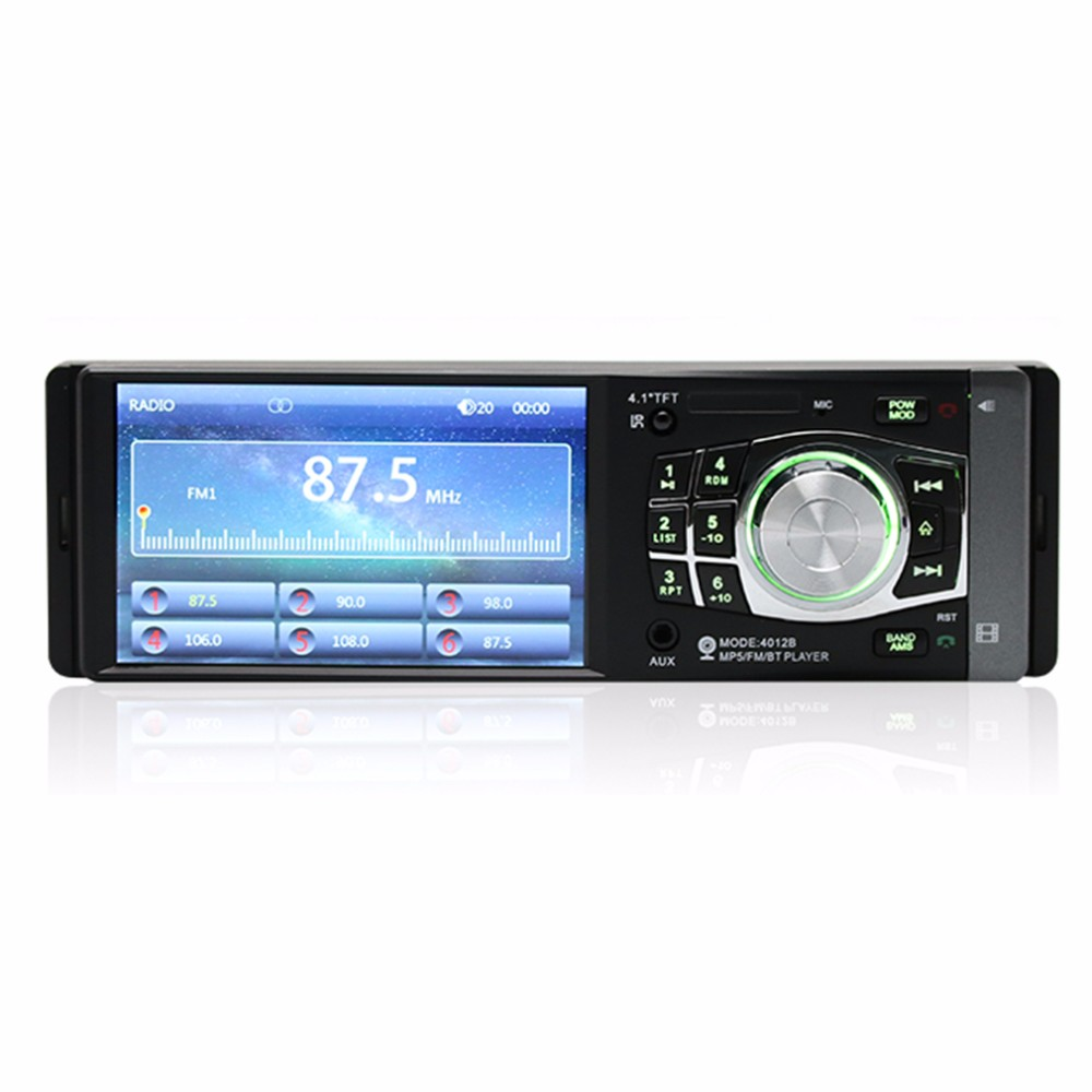 Auto Radio 1din Intouch Easy