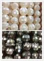 AAA ~ 12 MM 32 Unids/lote set-Mano de Mar Natural Shell Grano Flojo Strand semi-preciosas Joyas de Piedra cuentas
