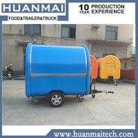 Трейлер для перевозки продуктов Автомобиль Грузовик Ван концессии трейлер продажа прицепов 2300x1650x2300 мм