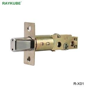 Image 5 - RAYKUBE قفل الباب الالكتروني كلمة السر رمز بلوتوث APP فتح اللمس لوحة المفاتيح التحكم في الوصول قفل لأمن الوطن