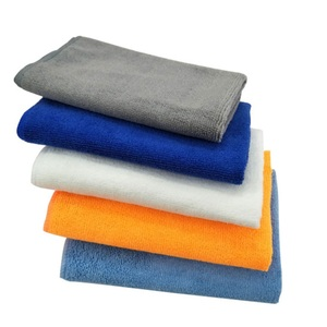 Image 2 - Microfiber Cleaning Cloth Duster Rag Sponge For Car Wash Auto Care Thick Large