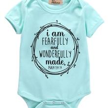 Боди для новорожденных мальчиков и девочек; хлопковый комбинезон с короткими рукавами и буквами; зеленая одежда