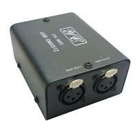 512 Channel USB to DMX DMX512 LED light DMX Stage Lighting Controller Das light Drop shipping