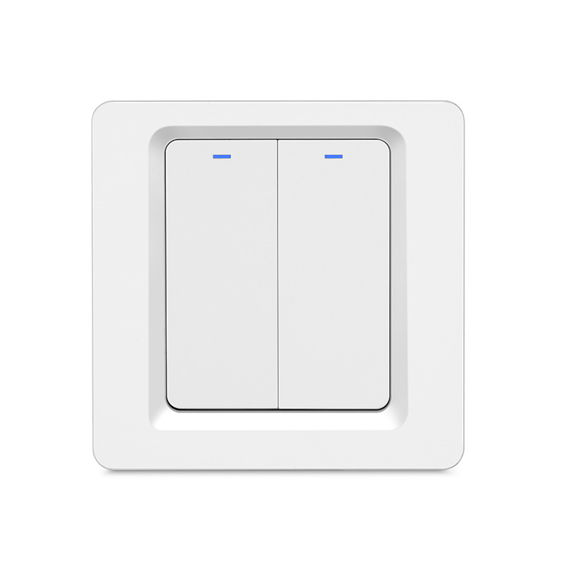 Image 5 - Tuya Smart life app Control WiFi Light 86/120 EU/US Button Switch Support Alexa Google Home-in Home Automation Modules from Consumer Electronics