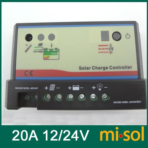 Solar Regulator 20A 12/24V, solar charge controller, pwm, battery charging 20a pwm duo battery solar panel charge controller regulator 12v 24v auto dual battery solar controller