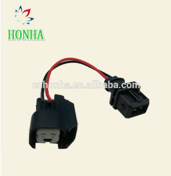 2 pin female male ls2 ls3 ls7 ev6 engine wire harness to ls1 ls6 lt1 2 pin female male ls2 ls3 ls7 ev6 engine wire harness to ls1 ls6 lt1 ev1 injector adapters wiring harness in cables adapters sockets from automobiles