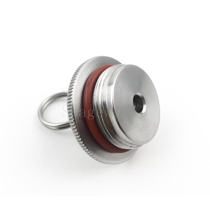 304 Stainless Steel 2L3.6L5L Homebrew Mini Beer Growler Keg Lid With Pressure Relief Valve (4)