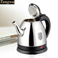 Zhengpin elektrische wasserkocher edelstahl teekanne kongfu tee set kochendem wasser Überhitzung Schutz-in Elektroschloss aus Haushaltsgeräte bei