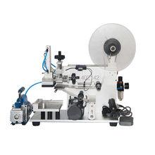 New Type MT-60 Semi automatic flat labeling machine,Semi automatic plane labeling machine