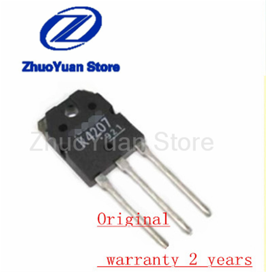 1PCS/lot 2SK4207 TO3P K4207 4207 TO-3P 13A 900V Power MOSFET Transistor