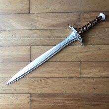 1:1 из фильма «Хоббит Западный герой», меч для косплея 72 см, меч для детей, подарок из искусственной кожи и пены