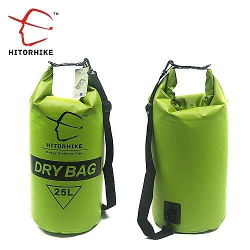 Prix pour SUMMATES 25L Étanche Dry Sac En Plein Air Piscine Camping Rafting Sac De Rangement avec avec Bretelles Réglables 5 Couleurs