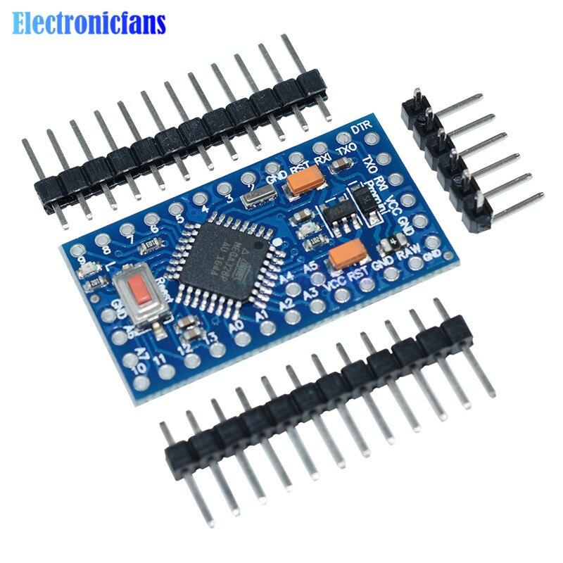 robotdyn nano V3 CH340 ATmega328P 16MHz microUSB compatible für Arduino DIY