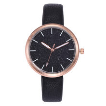 New Relogio Couple Watches Student Couple Stylish Spire Glass Belt Quartz Watch Men's Watches Women's Watches 2018r(China)