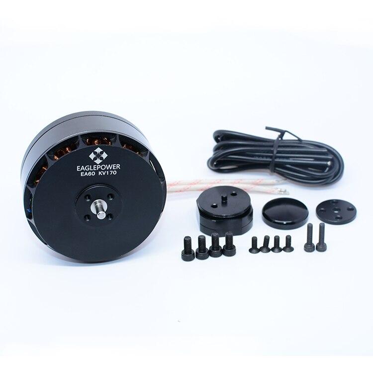 EA series brushless motor การเกษตร drone มอเตอร์ EA60 KV170 KV330 KV350 Eagle power Q6L 6215 2 PC CW CCW-ใน ชิ้นส่วนและอุปกรณ์เสริม จาก ของเล่นและงานอดิเรก บน   1
