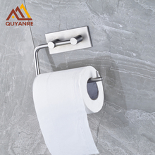 Free Shipping Wall Mounted Brushed Nickle Rotation Toilet Paper Holders Bathroom Accesories