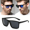 RBUDDY 2019 Sunglasses men Polarized Square sunglasses Brand Design UV400 protection Shades oculos de sol hombre glasses Driver