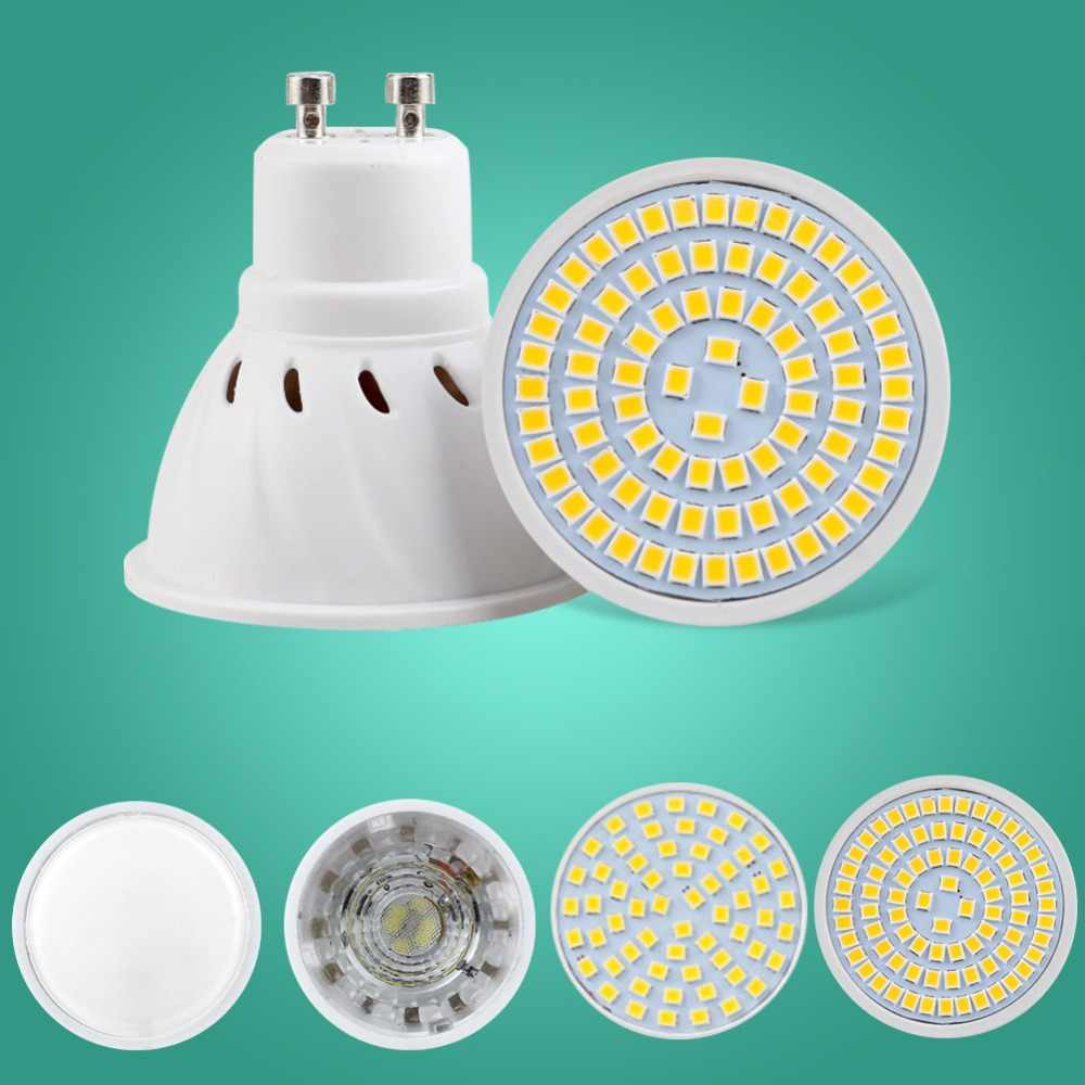 Led Bulb Spotlight Light MR16 GU10 E27 E14 Spot cfl Lamp Lampada Diode GU5.3 2835 SMD 3W 220V 110V For Home Decor Energy Saving
