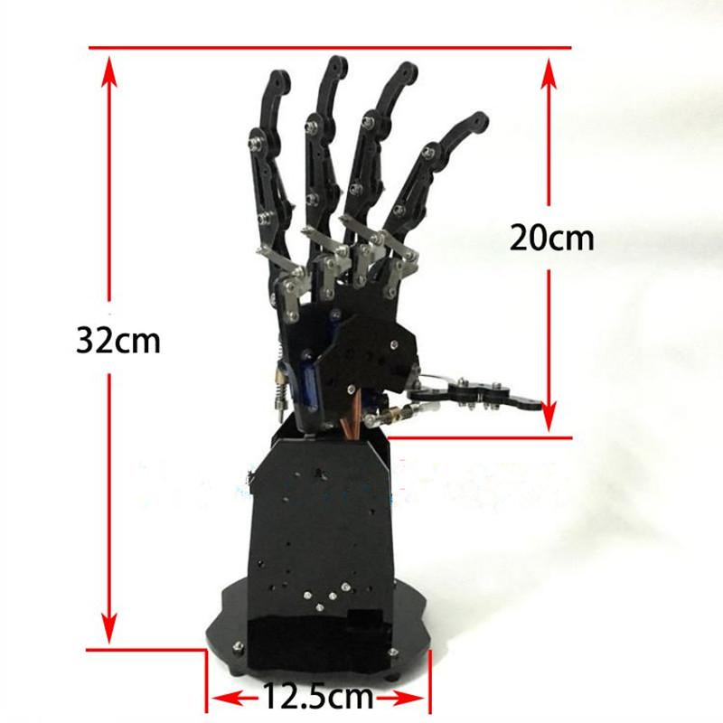 Bionic robot hand 4