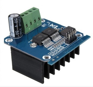 High-power smart car motor drive module BTS7960 43A semiconductor refrigeration drive forHigh-power smart car motor drive module BTS7960 43A semiconductor refrigeration drive for
