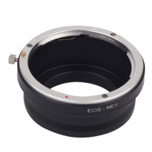High Precision Digital Lens Adapter Ring Camera Lens Adapter Ring Accessoreis  For Sony NEX3 NEX5 EF Camera EOS-NEX