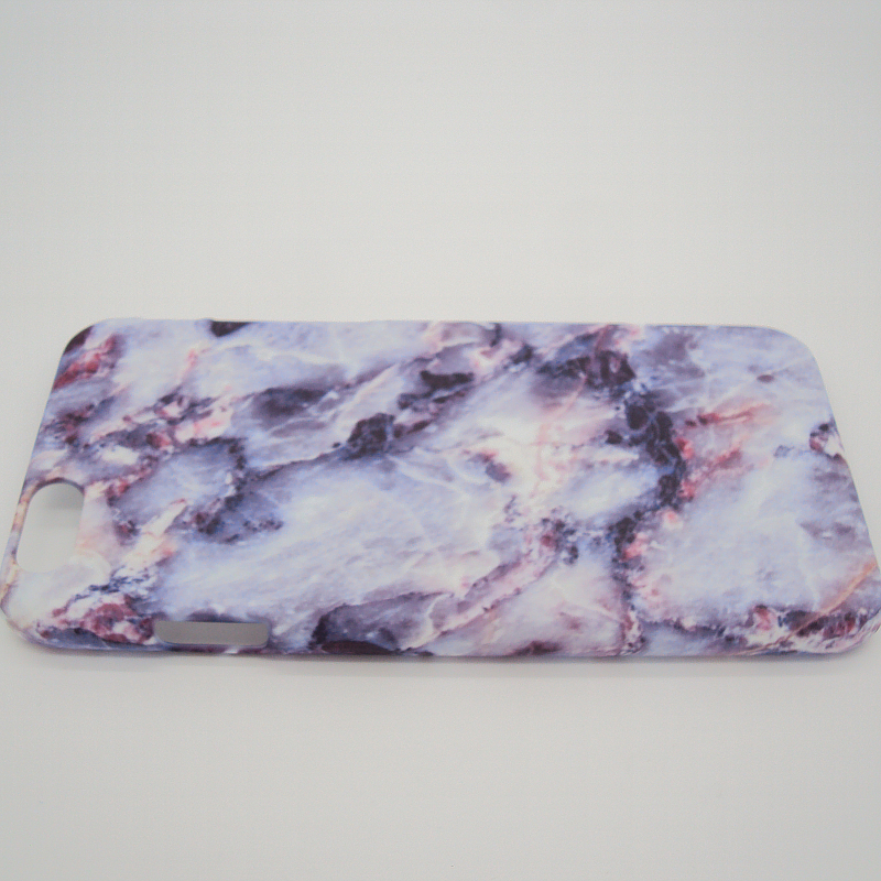 Purple marble rock stone texture custom style hard back for Marmol color morado