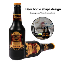 Realistic Beer Remote Control Vibration Masturbator Cup Vagina Portable Pussy Male Masturbator Passion Cup Adult Sex Toy For Man