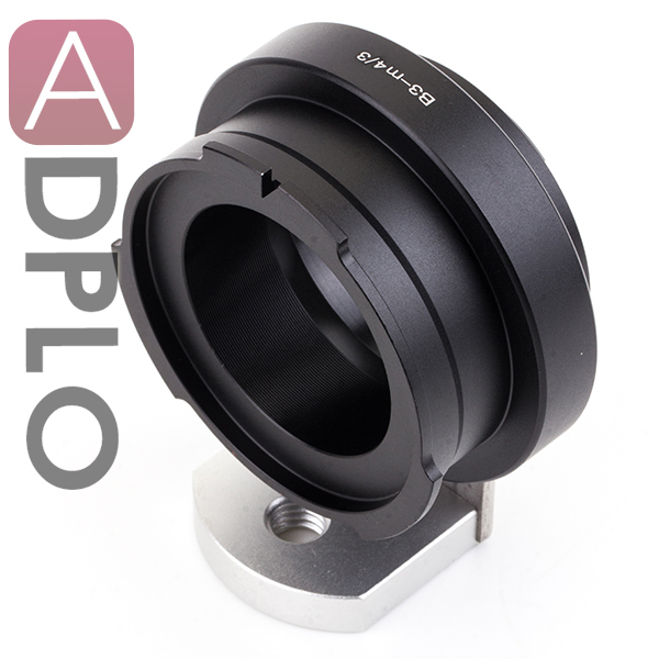 pixco lens adapter work for B3 mount lens to Micro4/3 M4/3  GM1 GX7 GF6 GH3 G5 GF5 GX1 GF3 G3 GH2 G2 GF2 G1 GF1 G10
