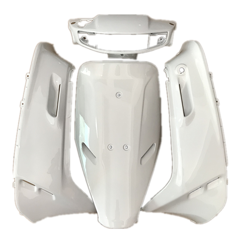 For HONDA DIO AF18 AF25 Motorcycle body fairing Motorcycle scooter ABS Plastic Paint body Fairing kits|Full Fairing Kits| |  - title=