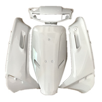 Motorcycle body fairing Motorcycle scooter ABS Plastic Paint body Fairing kits For HONDA DIO AF18